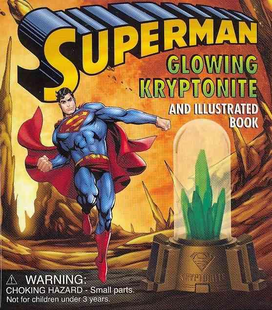 Superman Kryptonite Kit By Lemke, Donald